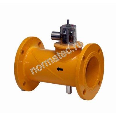газовые клапан запорный